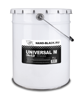 Смазка NANO Grease Universal M (Black) с молибденом (18 кг)